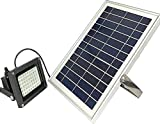 MP.S Wireless Solar Flood Light – Powerful Battery, 54 pc LED Panel – IP65 Waterproof Rating – Eco Friendly – Ideal as Lawn, Garden Street Outdoor Light