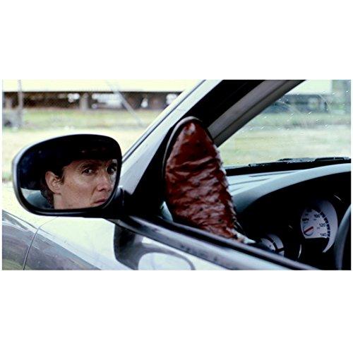 Killer Joe (2011) 8 inch by 10 inch) PHOTOGRAPH Matthew McConaughey Head Shot in Side Mirror of Car kn