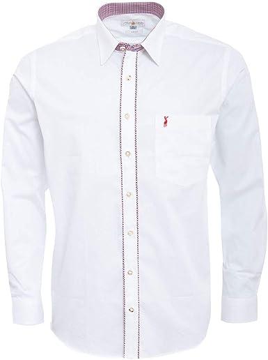 Almsach EDI - Camisa tradicional para traje regional para ...