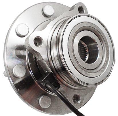 Callahan 515058X1 FRONT Premium Grade [ 8 Lug 4WD ABS ] Wheel Hub Bearing Assembly [ 515058 ]