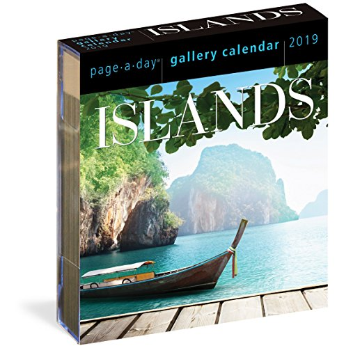 Pdf Photography Islands Page-A-Day Gallery Calendar 2019