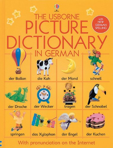 Usborne Picture Dictionary in German (Picture Dictionaries) (German Edition) pdf epub