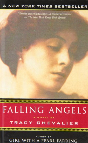book cover of Falling Angels