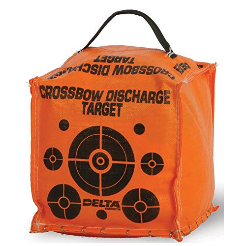 Delta Mckenzie Archery Crossbow / Compound Bow Discharge Bag Target Boss by ASD