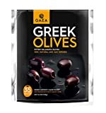 Gaea Snack Pack Pitted Kalamata Olives - 5.3 oz (Pack of 8)