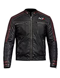 Leather Shop N7 Street Fight Leather Jacket