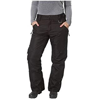 bf7493c719a Amazon.com: Ocean & Earth Pro (OEPRO) Series Men's Snow Pants Black ...
