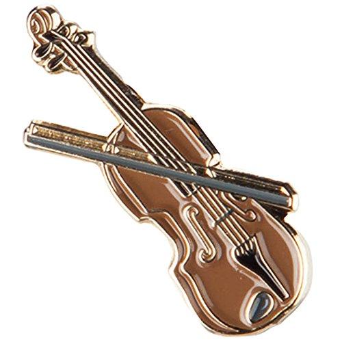 (Musical Instruments Lapel Pin - Violin)
