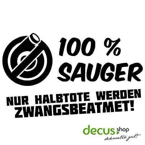 100 Sauger Nur Halbtote Werden Zwangsbeatmet