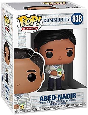 Funko TV: Community - Abed Nadir Pop! Vinyl Figure (Includes ...