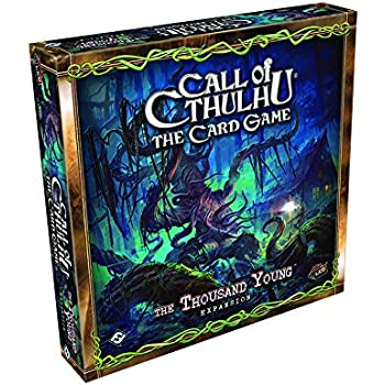 Call of Cthulhu LCG: The Thousand Young Expansion Card Game