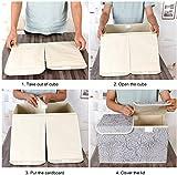 2 Pack Drawer Organization, Large Linen 2
