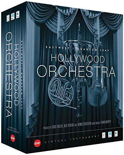 EastWest Hollywood Orchestra - Diamond Edition (Mac format)