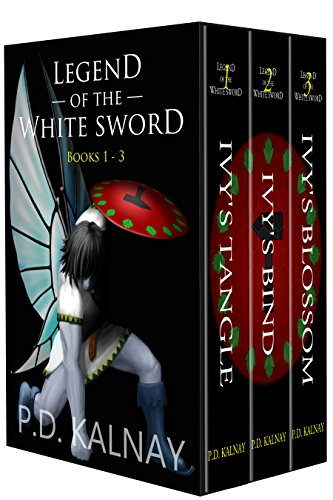 Legend of the White Sword (Books 1 - 3)
