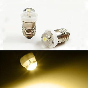 75 W Ampoule 5 K V 3 Lampe 0 Chaud 4300 6 E10 Torche rCoBxed