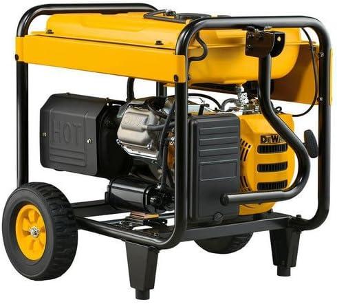 DEWALT PM0167000.02 DXGNR7000 7,000-Watt Portable Generator 50-ST/CARB, Red 51gNXkxe5IL