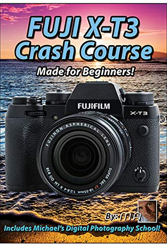 Maven Fuji X-T3 Crash Course Tutorial Video – Learn Your Camera in a Day (USB Drive)
