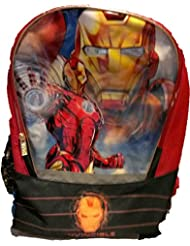 Marvel Avengers Iron Man Backpack Full Size
