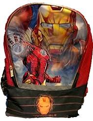 Marvel Avengers Iron Man Backpack Full Size