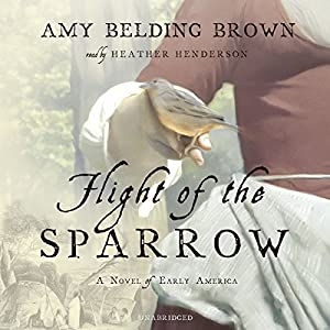 Flight of the Sparrow Audiobook