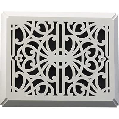 "Quorum International 7-113 7"" x 8.5"" Traditional Flush Mount Door Chime Grill Co,"
