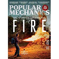 1-Year (10 Issues) of Popular Mechanics Magazine Subscription