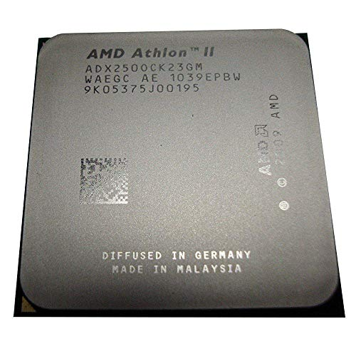 AMD Athlon II X2 250 3.0GHz 2MB Dual-core CPU Processor Socket AM2+ AM3 65W 938-pin