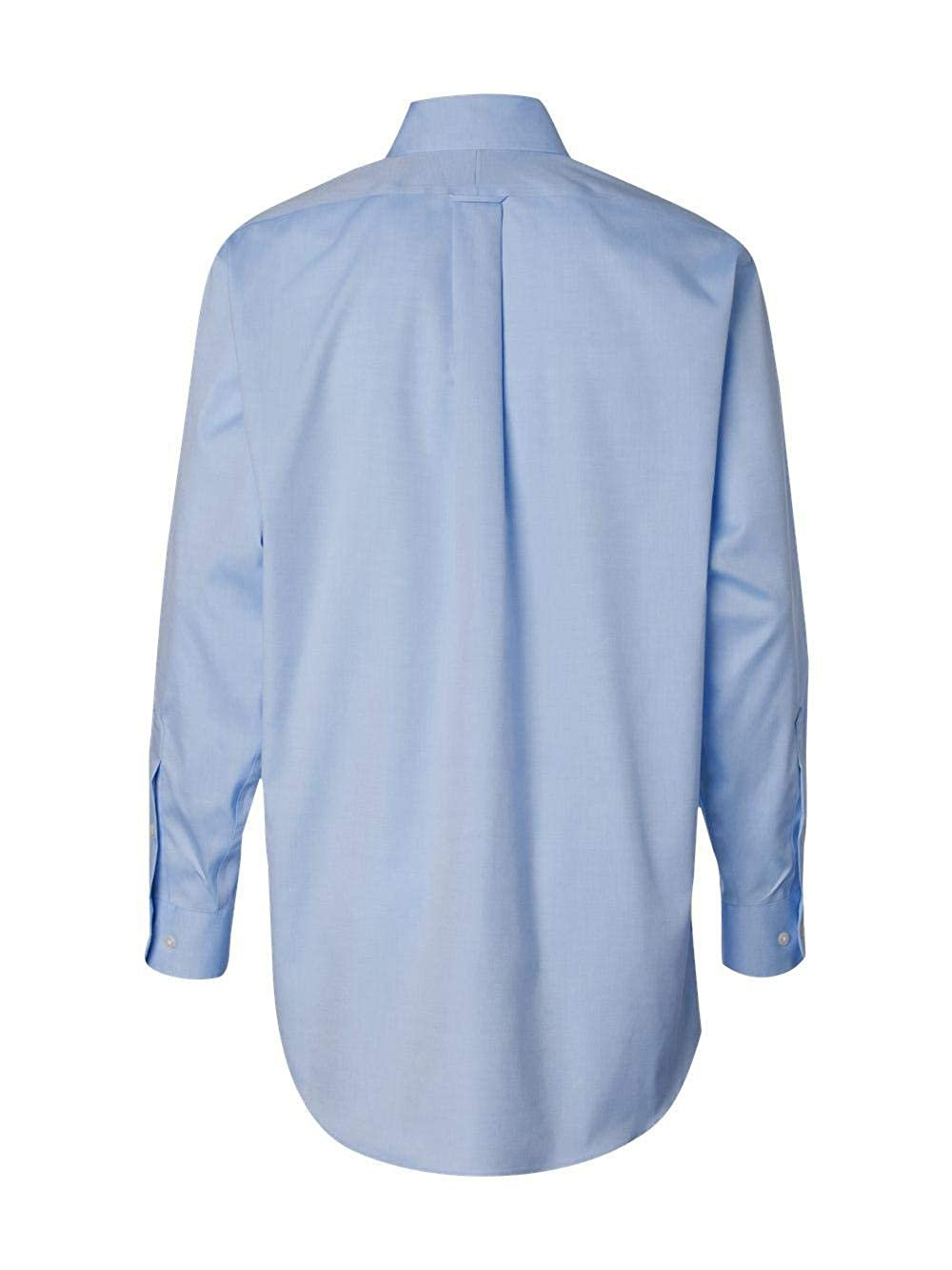Van Heusen Mens 100 Cotton Non Iron Button Down Dress Shirt