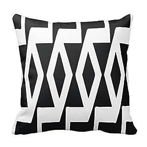 African Design 2 Throw Pillows Decorative 18 X 18inch ?¨º?¡ìTwin Sides?¨º? Cushion Cover