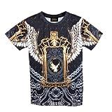 Zero Unisex Myth Apollo Slim Skinny Luxury T Shirts (L ( US Size M ), Y0416-no2)