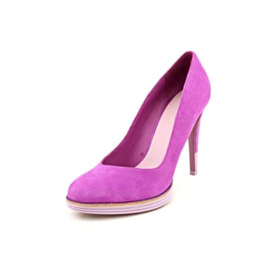 0b3555fac Amazon.com | Cole Haan Women's Lunargrand Chelsea Aster Purple Suede ...