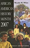 African American History Month, Woodie W. White, 0687334950