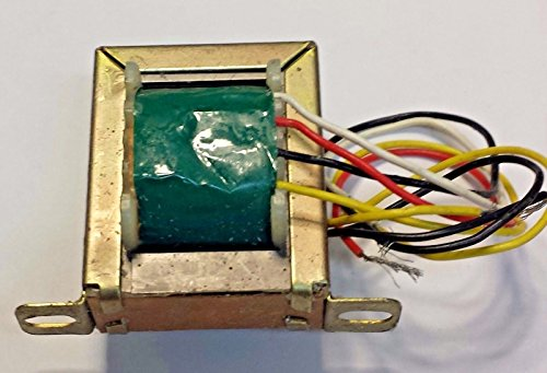 Output Transformer (CBK Supply - 240012 Tube Audio Output Transformer: primary 5-10K; for 3.2 to 8 ohm speaker)