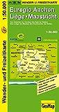 Wanderkarte Euregio Aachen - Liège 1:50 000 (Geo Map)