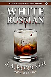 White Russian - A Thriller (Jacqueline