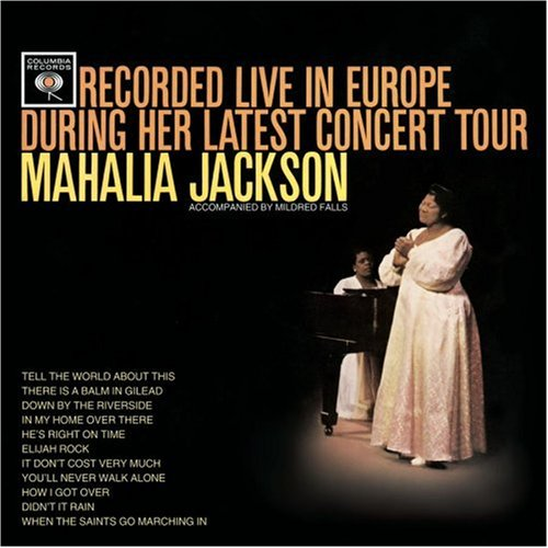 Recorded Live Europe Latest Concert by Sony