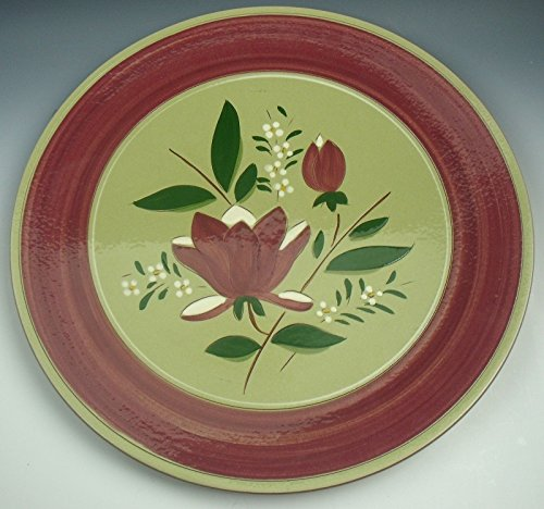 Stangl Pottery MAGNOLIA Chop Plate/Round Platter EXCELLENT