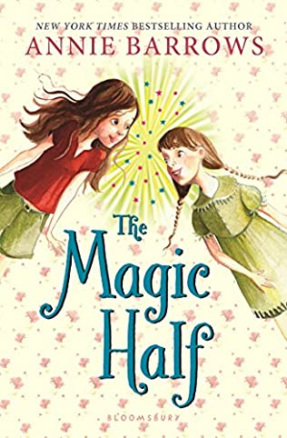 book cover of The Magic Half