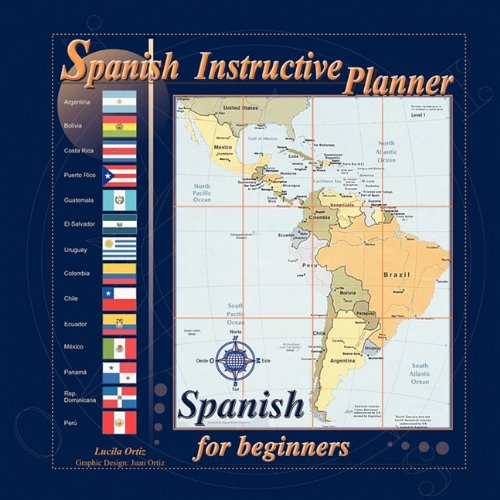 Spanish Instructive Planner: Lucila Ortiz: 9781441596109 ...