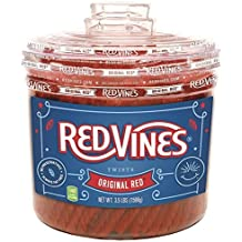 Red Vines- Original Red Twists, 5.5lb Tub