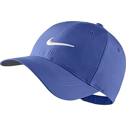 60 Nike Golf - NIKE Golf Tech Adjustable Cap (Game Royal)