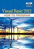 Visual Basic 2012 How to Program (6th Edition) Pdf