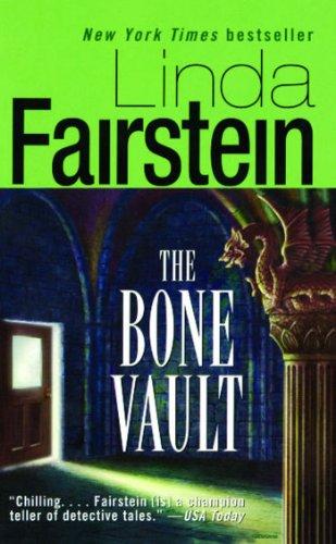 The Bone Vault: A Novel (Alex Cooper Book - Linda N