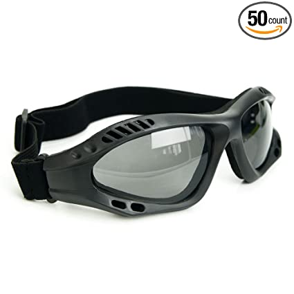 6a595e341ea Binboll UV Protective Outdoor Glasses Motorcycle Goggles Dust-proof  Protective Combat Goggles Military Sunglasses Outdoor