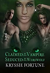 Claimed by the Vampire, Seduced by the Werewolf: A Scattered Siblings Story