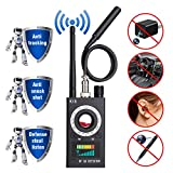 Anti Spy Detector & Camera Finder RF Signal Detector GPS Bug Detector Hidden