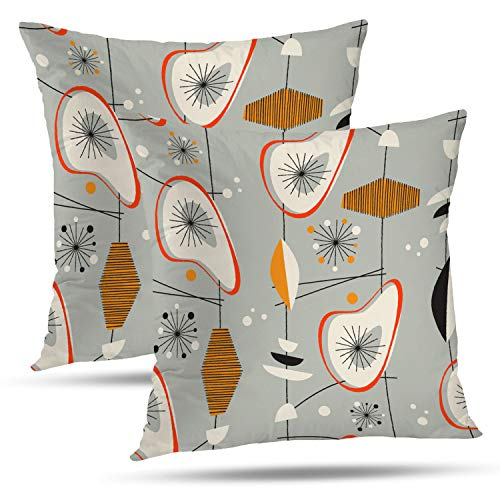 Batmerry-Geometric-Pillow-Covers-18×18-Inch-Set-of-2-Geometric-Retro-Mid-Century-Modern-Abstract-Decorative-Double-Sided-Decorative-Pillows-Cases-Throw-Pillows-Covers