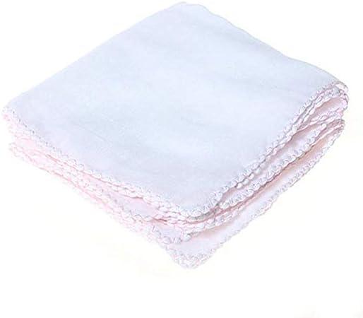 LANYUER 10 algodón limpiador facial muselina paño suave quitar ...