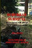 img - for Suburban Survival: Preparing for Socio-Economic Collapse book / textbook / text book