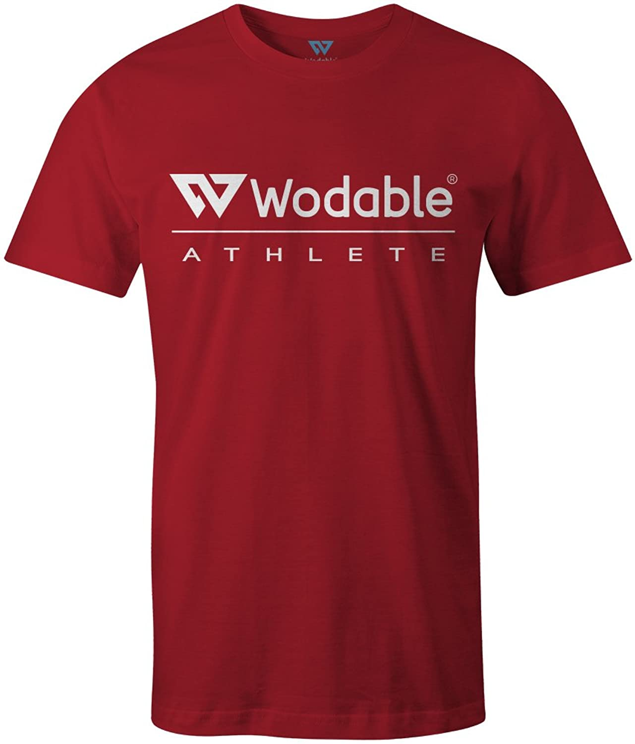 Wodable Athlete T-shirt - Crossfit Gym Fitness